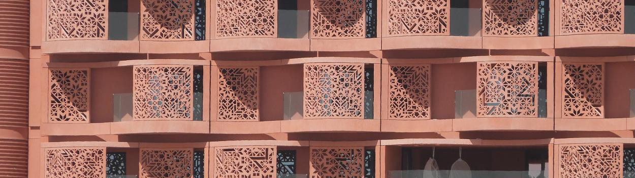Masdar Institute of Science & Technology Abu Dhabi : natural smoke and daily ventilation - Souchier - Adexsi