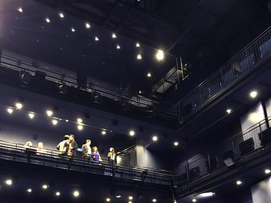Skylights Adexsi Bluetek news Scala Theater