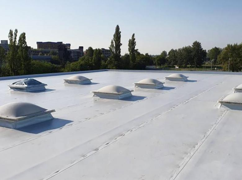 Skylights and roofing renovation, Vukovar, Croatia