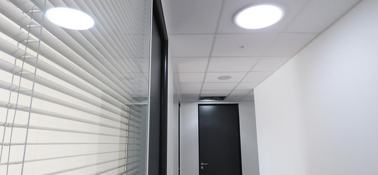 Skylights Adexsi for Nutergia